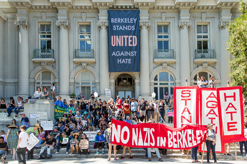 20170827 - 974C0601 -SURJ Bay Area Rally March BerkeleyAnti Facism 2017 - photographed by Sam Breach 2017 - 1080 short edge.jpg