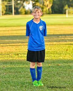 PARDS Soccer 2014 - Blue Devils