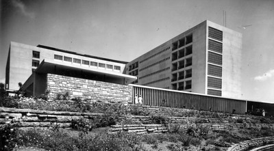 Beilinson Medical Center, Tel Aviv 1954