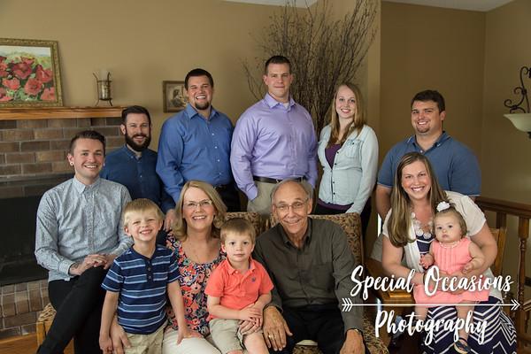 Toni's Family
