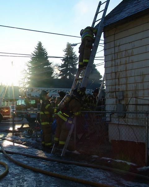 Waukegan Fire Department Double Fatal House Fire 660 Jackson