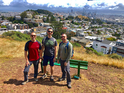 SF Urban Hike: May 19, 2019