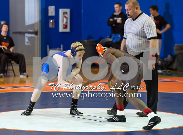 2013 Marvin Ridge Wrestling