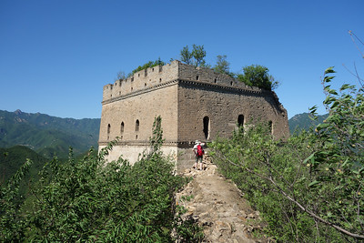 【June】Huanghuacheng to Zhuangdaokou Great wall hike
