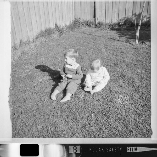 Anthony & Allison Holmes, 1966.