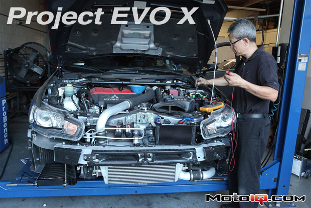 Project EVO X, Keeping the oil and SST tranny  cool!