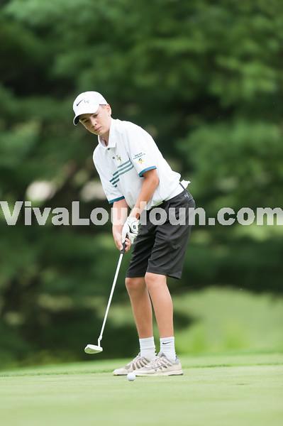Golf: Woodgrove vs Loudoun Valley 8.27.2015 (by Jeff Vennitti)