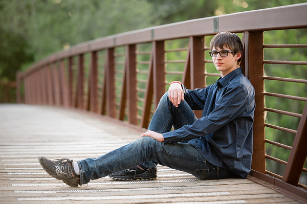 Ben's Senior Portraits