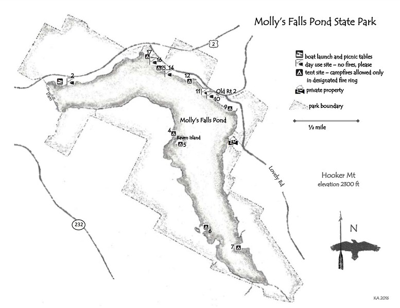 Molly's Falls Pond State Park