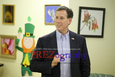 Rick Santorum Glenwood Senior Center 3-24-15
