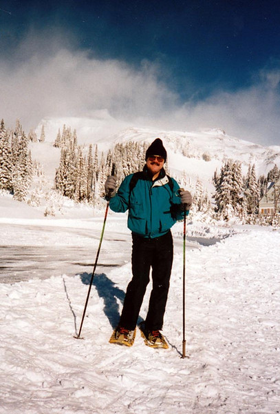 1995 - Snowshoeing at Paradise Inn.jpg
