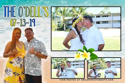 Odell Wedding