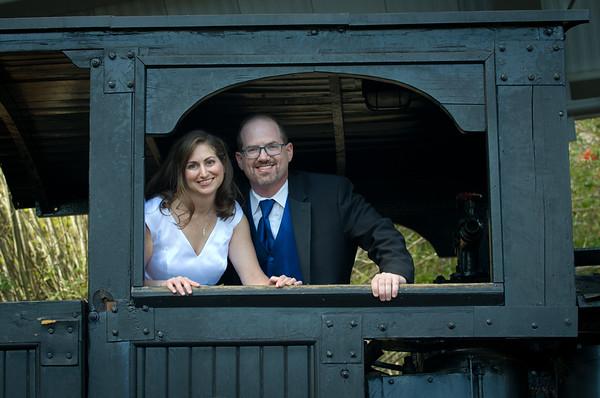 Stacy & Richard, Sept. 19, 2015,  World Forestry Center