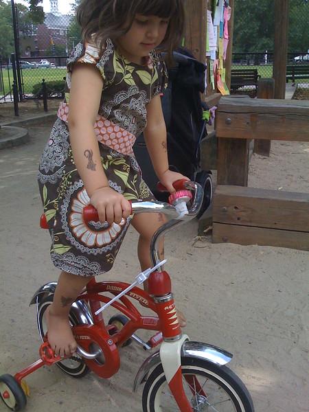 Biker Girl.