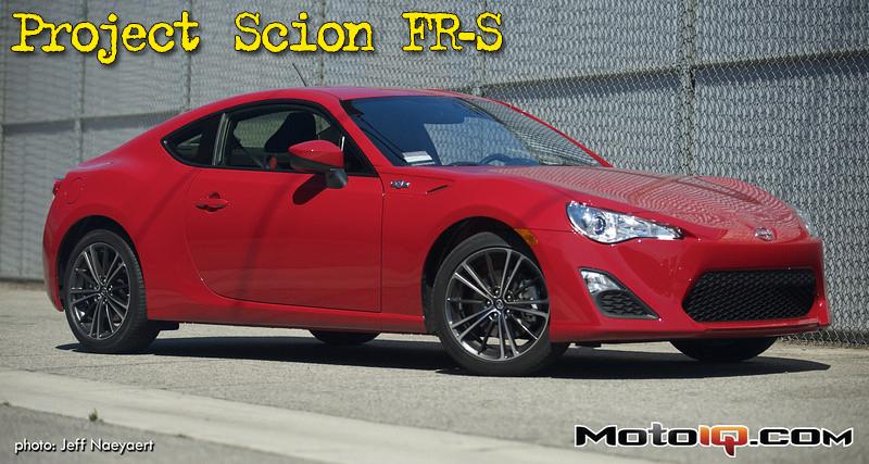MotoIQ Project Scion FR-S