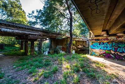 Old Healesville-Koo Wee Rup Road Bridge