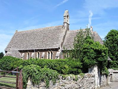 St Helen, Church of England, Church Lane, Dry Sandford, OX13 6JP