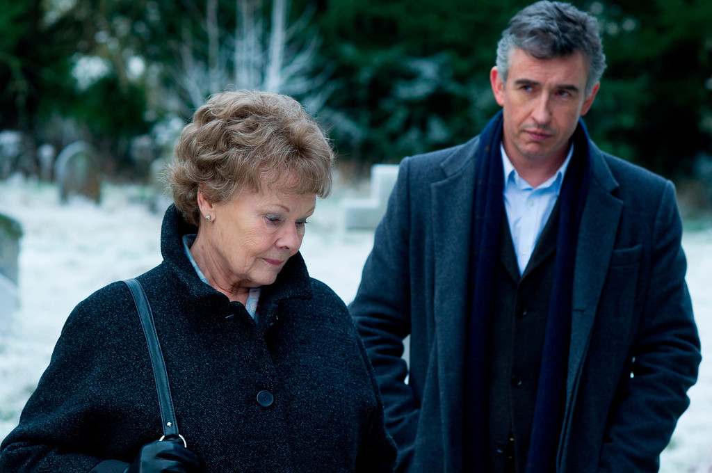 ". 2014 Academy Award Nominee for Best Adapted Screenplay: ""Philomena.\"" (AP Photo/The Weinstein Company, Alex Bailey, file)"