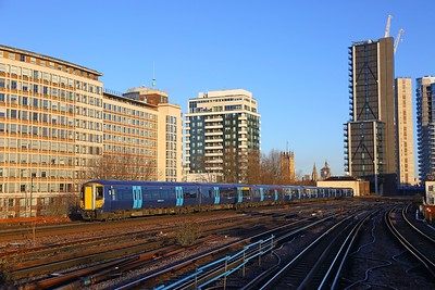 South Western Main line - London Waterloo to Clapham Junction