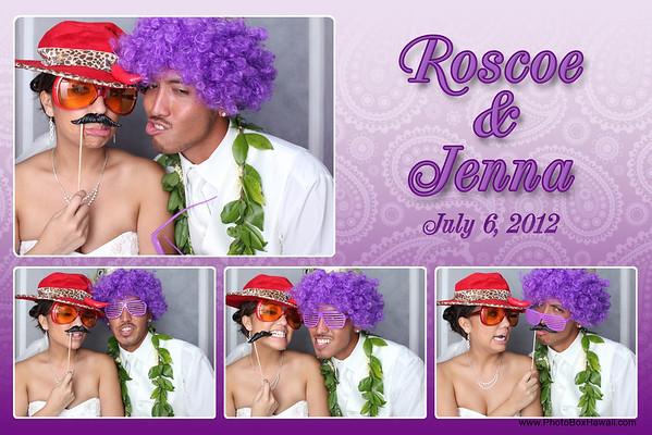 Roscoe & Jenna