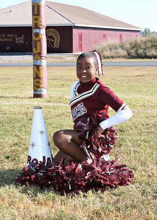 WCJH - 5th & 6th Grade Cheerleaders