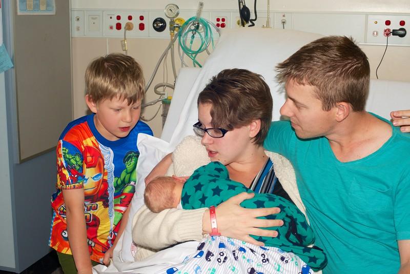 Alex,Marcus, Shandelle & Jeff