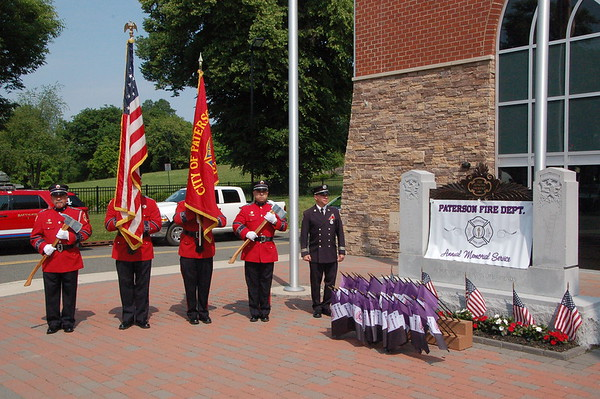 Paterson Annual Memorial Service