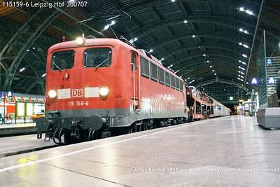 Baureihe 115