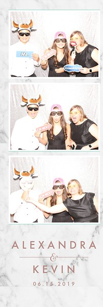 Alexandra & Kevin's Wedding (06/15/19)