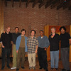Scott Colley, Me, Tim Ries, Larry Goldings, Jack DeJohnette, Bill Frisell, James Genus.  May of 2005 For Tim Ries' project at Right Track New York.
