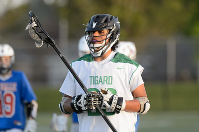 Tigard High School Boys Varsity Lacrosse vs La Salle