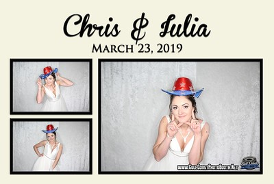 CHRIS & IULIA, March, 23 2019