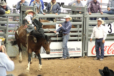 New Mexico State Rodeo (Sept. 23 2012)