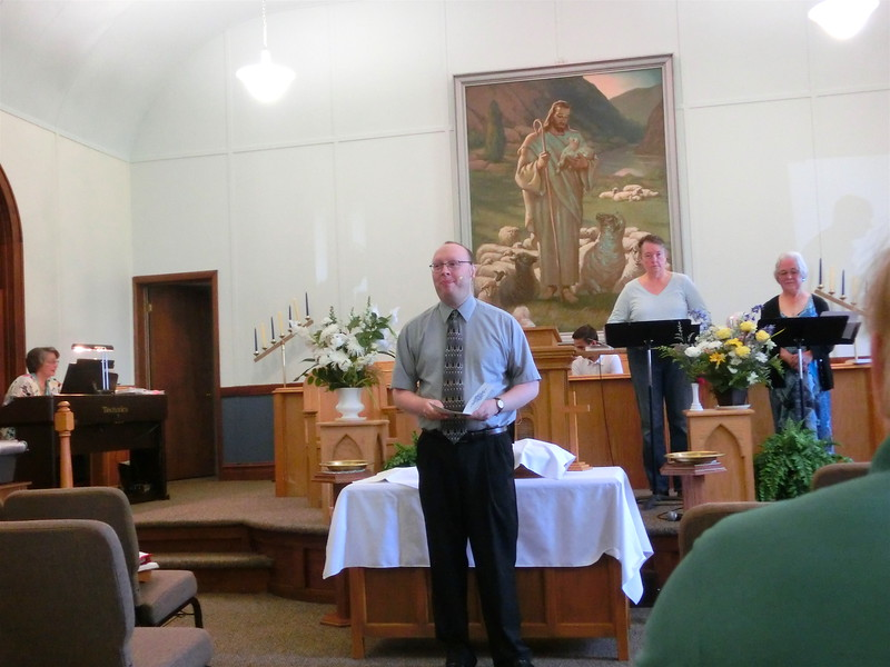 Pastor Stonina