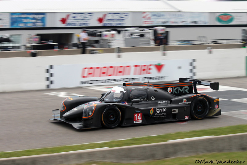 2nd LMP3 Colin Thompson Norma M30 Kelly-Moss Road and Race