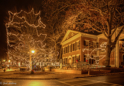 Christmas in Dahlonega