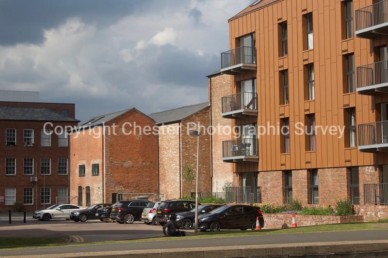 Shot Tower Apartments: Shot Tower Close