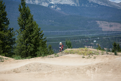 Bike Park at Breck and Frisco