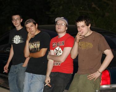 Cabin - West Virginia Trip - August 2009