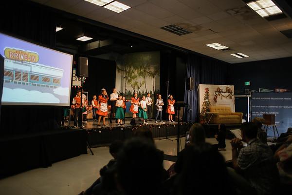 Kid's Christmas Musical