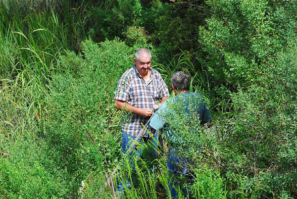 Burnett Creek - Altamaha River Keeper 09-26-07