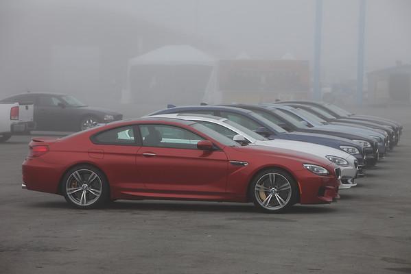 2013 BMW M5 & M6 Press Launch @ Laguna Seca in Monterey CA - Tuesday August 21st, 2012