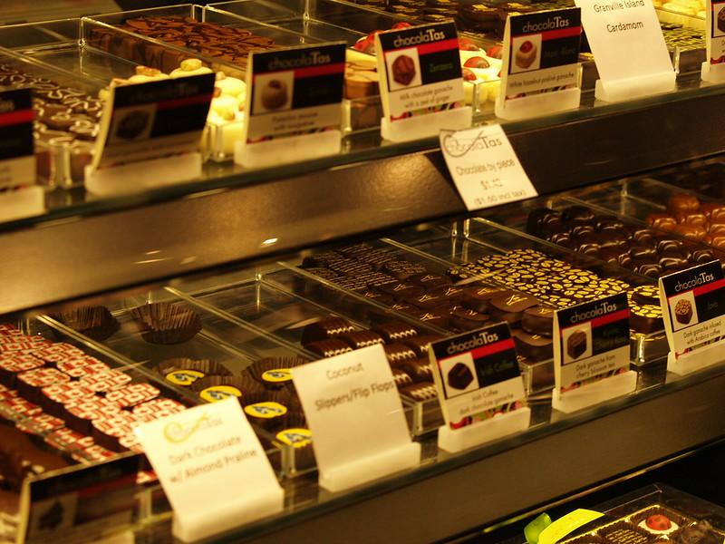 Chocolate - enough said.