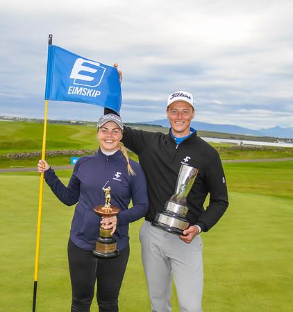 Íslandsmótið í golfi 2017