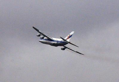 Russian Air Force Antonov An-124
