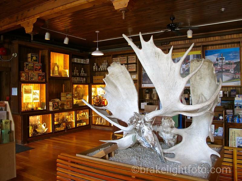 Parks Canada Visitor Centre