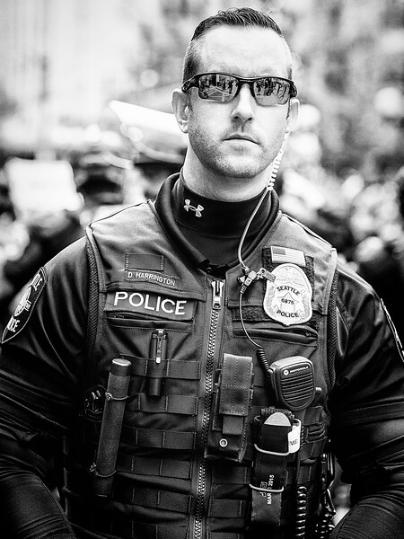 Officer D. Harrington