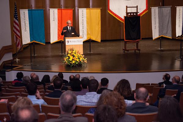 10/13/13 Celebration of Life Ceremony for President Aaron Podolefsky
