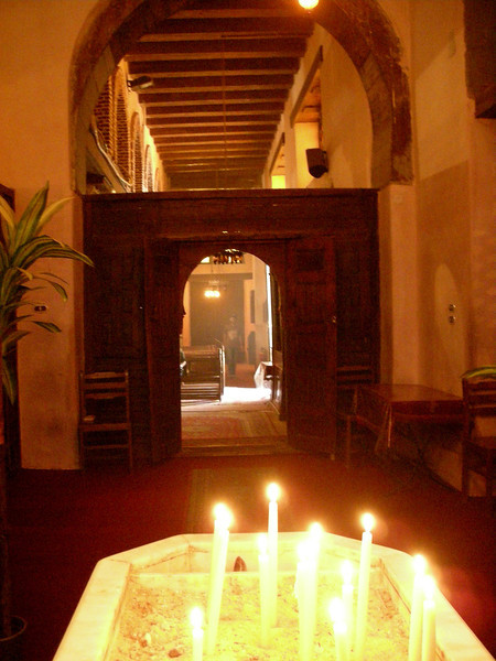 in the Church of St. Barbara