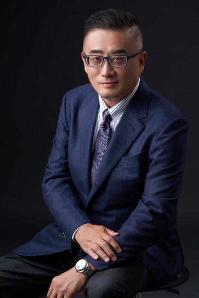 形象照/ 公關照/ 前中國百事首席財務官